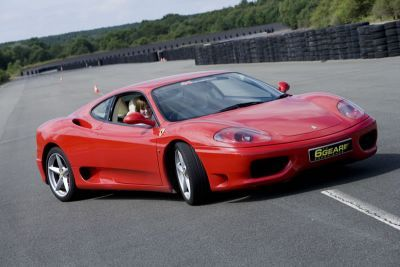 Junior Ferrari Supercar Driving Experience Gift