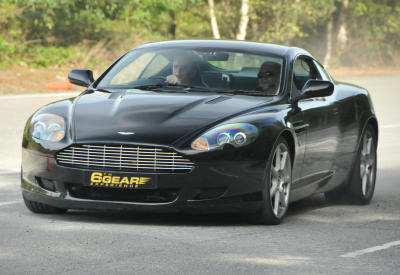 Junior Aston Martin  Supercar Driving Experience  Gift