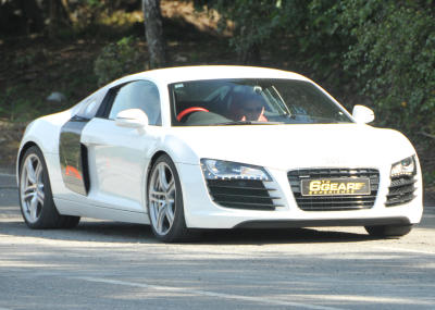 Junior Audi R8 Supercar Driving Experience Gift